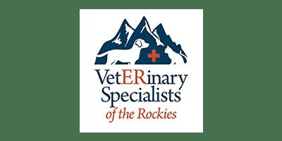 vet specialists of rockies logo